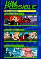 """""""Kim Possible"""" - DVD movie cover (xs thumbnail)"""