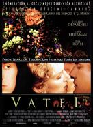Vatel - Spanish Movie Poster (xs thumbnail)