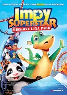 Urmel voll in Fahrt - Italian Movie Poster (xs thumbnail)