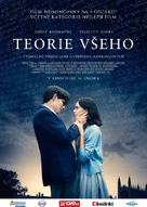 The Theory of Everything - Czech Movie Poster (xs thumbnail)