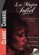 La femme infidèle - Spanish Movie Cover (xs thumbnail)