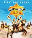 Suske en Wiske: De Texas rakkers - Blu-Ray cover (xs thumbnail)