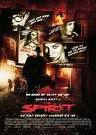 The Spirit - German Movie Poster (xs thumbnail)
