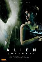 Alien: Covenant - Australian Movie Poster (xs thumbnail)