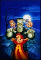 Alvin and the Chipmunks Meet Frankenstein - Key art (xs thumbnail)