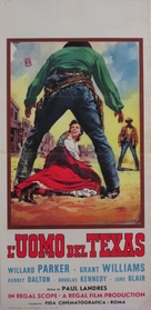 Lone Texan - Italian Movie Poster (xs thumbnail)