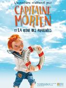 Captain Morten and the Spider Queen - French Movie Poster (xs thumbnail)