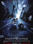 The Happening - British Movie Poster (xs thumbnail)