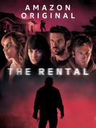 The Rental - British Movie Cover (xs thumbnail)