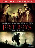 Lost Boys: The Tribe - DVD cover (xs thumbnail)