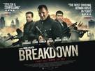 Breakdown - British Movie Poster (xs thumbnail)