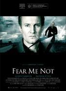 Den du frygter - British Movie Poster (xs thumbnail)