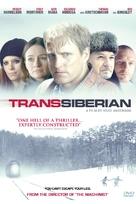 Transsiberian - DVD cover (xs thumbnail)