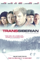 Transsiberian - DVD movie cover (xs thumbnail)