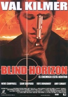 Blind Horizon - Spanish Movie Poster (xs thumbnail)