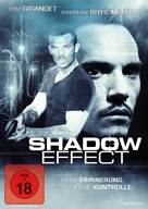 The Shadow Effect - German Movie Cover (xs thumbnail)