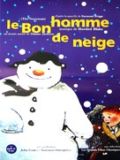 The Snowman - French Movie Poster (xs thumbnail)