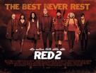 RED 2 - British Movie Poster (xs thumbnail)