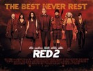 RED 2 - British Movie Poster (xs thumbnail)