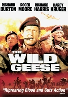The Wild Geese - DVD movie cover (xs thumbnail)