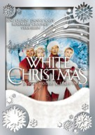 White Christmas - DVD cover (xs thumbnail)