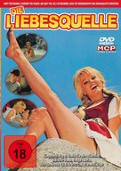 Liebesquelle, Die - German DVD cover (xs thumbnail)