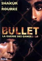 Bullet - French DVD movie cover (xs thumbnail)