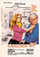 Anacoreta, El - Spanish Movie Poster (xs thumbnail)