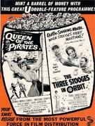 La Venere dei pirati - British Combo poster (xs thumbnail)