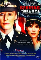 Serving in Silence: The Margarethe Cammermeyer Story - poster (xs thumbnail)