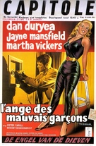 The Burglar - Belgian Movie Poster (xs thumbnail)