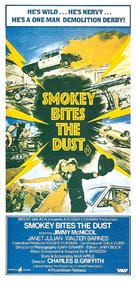 Smokey Bites the Dust - Australian Movie Poster (xs thumbnail)