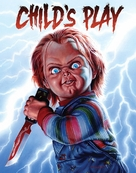 Child's Play - Blu-Ray movie cover (xs thumbnail)