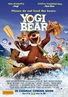 Yogi Bear - Australian Movie Poster (xs thumbnail)