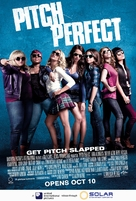 Pitch Perfect - Philippine Movie Poster (xs thumbnail)
