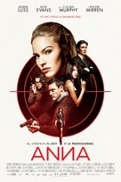 Anna - Canadian Movie Poster (xs thumbnail)