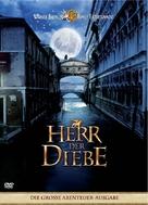 Herr Der Diebe - German DVD cover (xs thumbnail)