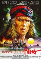 Farewell to the King - German Movie Poster (xs thumbnail)