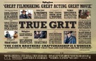 True Grit - Theatrical movie poster (xs thumbnail)