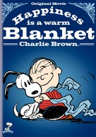 Happiness Is a Warm Blanket, Charlie Brown - DVD cover (xs thumbnail)