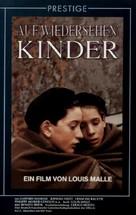 Au revoir les enfants - German VHS cover (xs thumbnail)