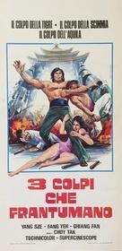 Ma tou da jue dou - Italian Movie Poster (xs thumbnail)