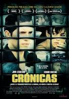 Cronicas - Spanish Movie Poster (xs thumbnail)