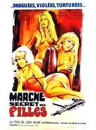 Investigación criminal - French Movie Poster (xs thumbnail)