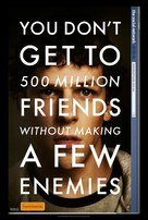 The Social Network - Australian Movie Poster (xs thumbnail)