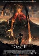 Pompeii - Italian Movie Poster (xs thumbnail)