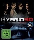 Super Hybrid - German Blu-Ray cover (xs thumbnail)