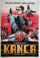 Rolling Thunder - Turkish Movie Poster (xs thumbnail)