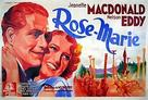 Rose-Marie - French Movie Poster (xs thumbnail)