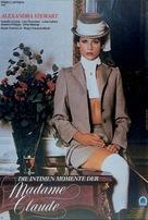 Madame Claude 2 - German Movie Poster (xs thumbnail)